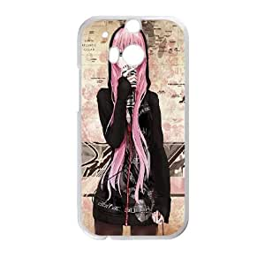 Vocaloid HTC One M8 Cell Phone Case White Customized Gift pxr006_5311715