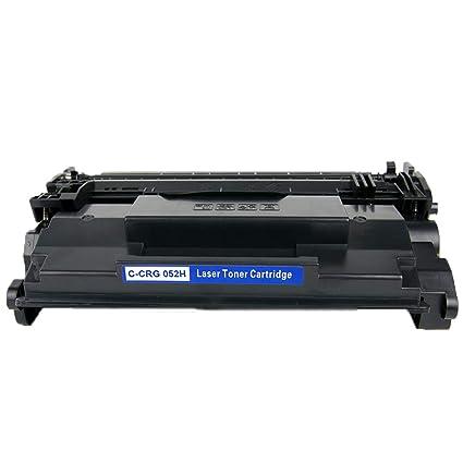 Cartucho de tóner compatible con Canon CN-CRG052H para impresora ...