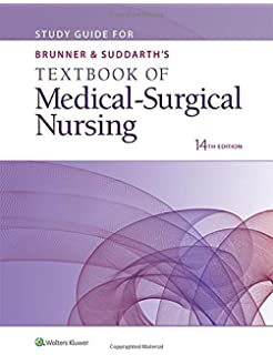Brunner and suddarths textbook of medical surgical nursing text study guide for brunner suddarths textbook of medical surgical nursing fandeluxe Image collections
