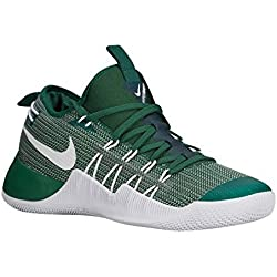New Nike Hypershift TB Mens Basketball Shoe Green/White 844387 310 Size 7
