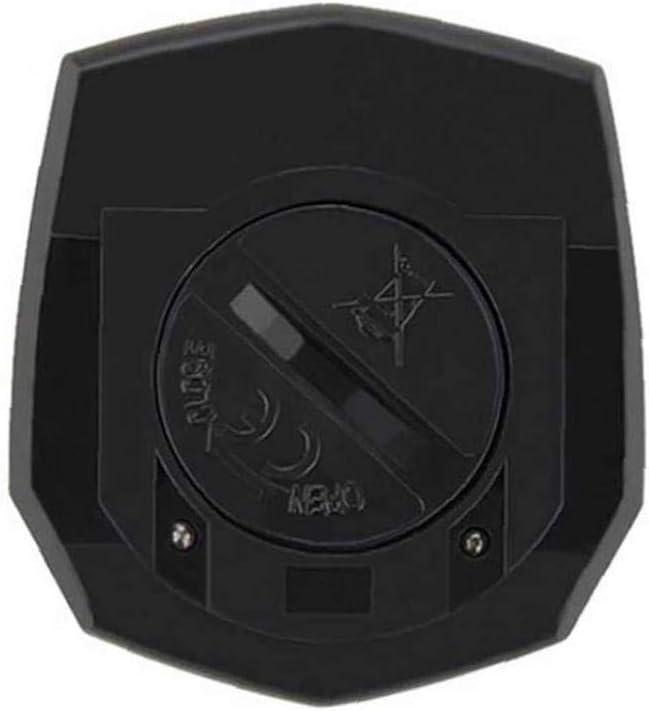 Bike Speedometer Black Bicycle Odomete Wired Cycle Bike Waterproof Stopwatch Bike Odometer with LCD Display Speedometer