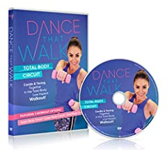 Dance That Walk - Total Body Circuit blends the sculpting and toning benefits of resistance exercise, with the fat shredding and core strengthen benefits of dancing and walking!Start transforming your body from the comfort of your home. This ...