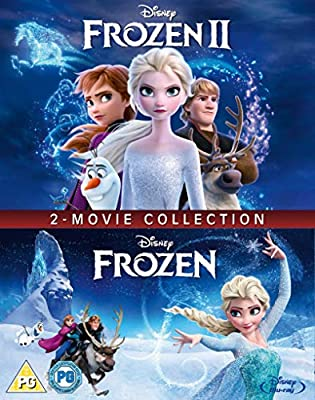 FROZEN DOUBLE PACK [Italia] [Blu-ray]: Amazon.es: Cine y Series TV