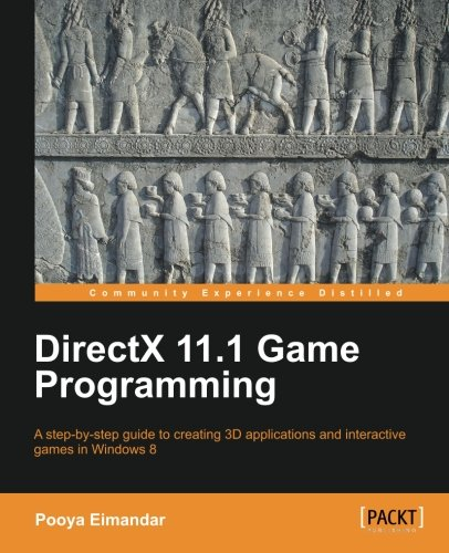 DirectX 11.1 Game Programming by Packt Publishing