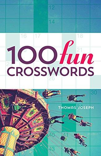 100 Fun Crosswords