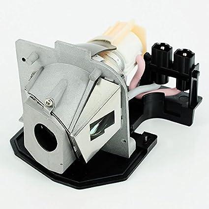 eu-ele lámpara de repuesto compatible bombilla con carcasa BL ...