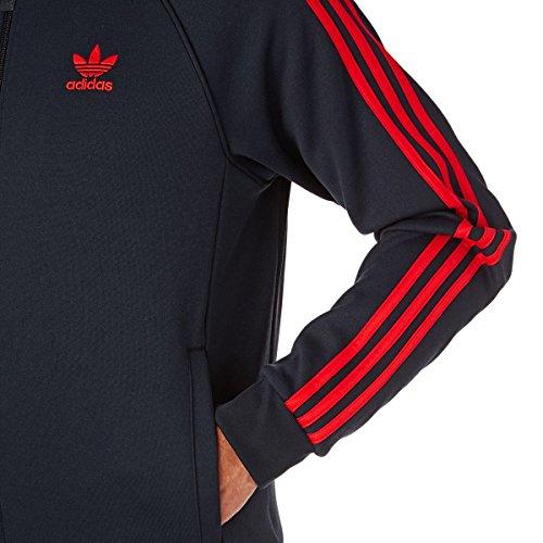 Blu Bk5921 Felpa Adidas uomo tinleet da xI46vqBw1