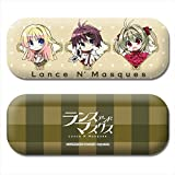 Lance and Masques glasses case & MF Cross set