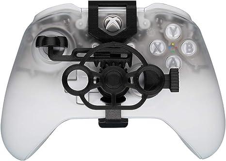 Xbox One Gaming Racing Wheel (Mejorado), 3D Printed Mini Volante ...