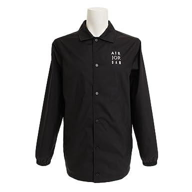 824984e7ff4c8e Amazon.com  Nike Jordan Jumpman Coaches Men s Jacket (Black