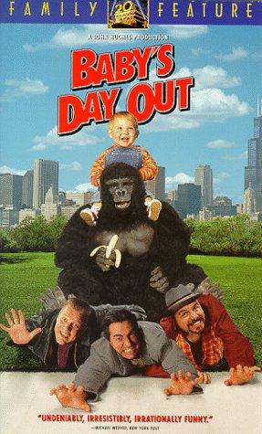 Amazoncom Babys Day Out Vhs Lara Flynn Boyle Joe Mantegna