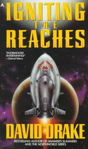book cover of Igniting the Reaches