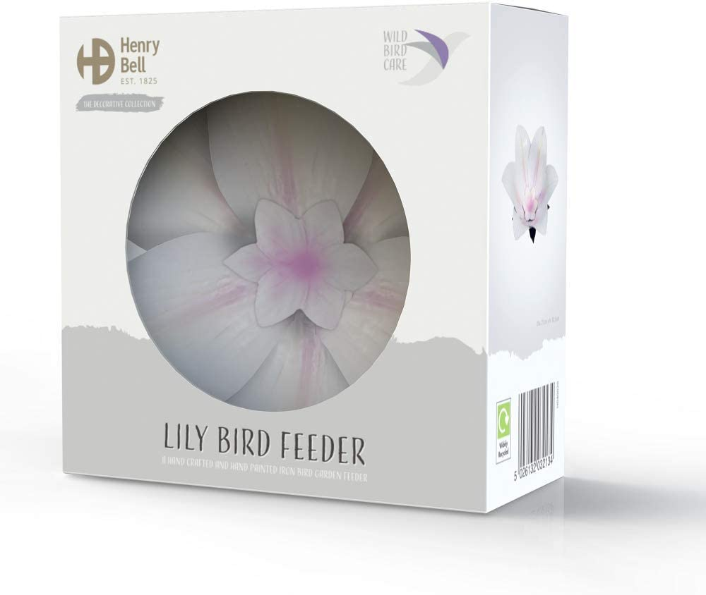 Henry Bell D/écorative Lily Feeder