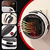 Electric Heaters - 900w Electric Heater Fan Household Wall Handy Stove Hand Warmer Mini Radiator Warm Machine Us - Restaurants Small Honeywell Use Milk Designer Comfort Garage Commercial That