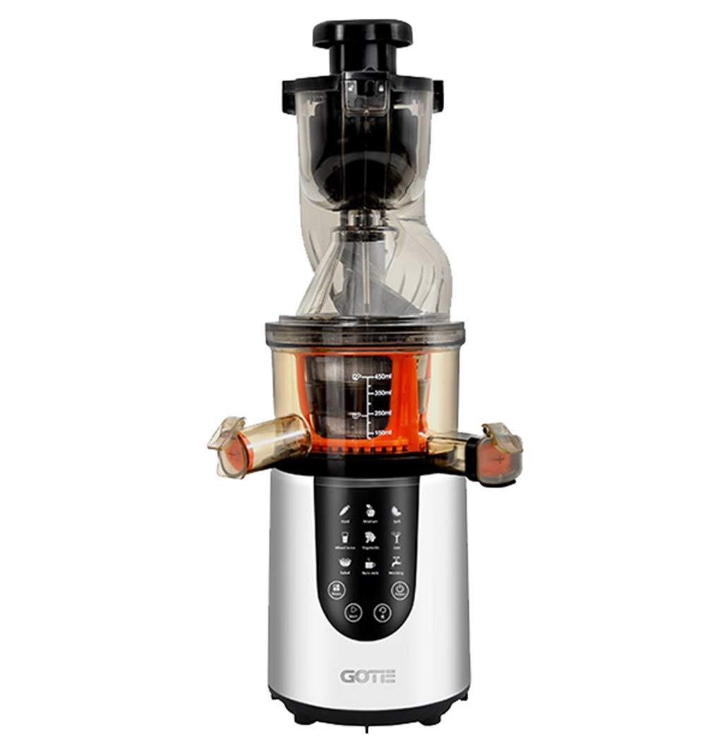 Gotie GSJ-600S Licuadora de Extracción Lenta, 200 W, 2 litros, 20 ...