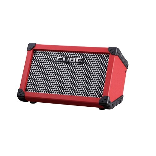 Roland CUBE Street Battery Powered Stereo Guitar Combo Amp (Street Battery Powered Stereo Amplifier)