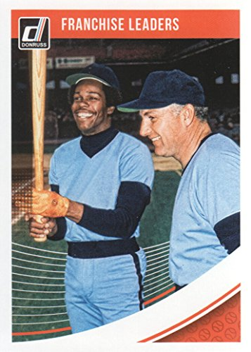 2018 Donruss Baseball #209 Rod Carew/Harmon Killebrew Minnesota Twins Rod Carew Minnesota Twins