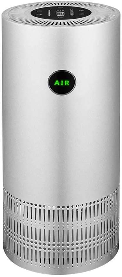 RUIXFAP Tranquilo Purificador de Aire con filtros HEPA Verdaderos y carbón Activo, Filtro de Aire para alergias ...
