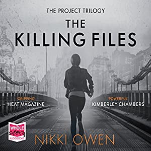 The Killing Files Audiobook