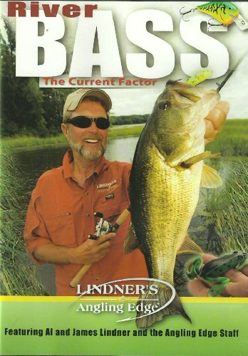 Lindner's RIVER BASS The Current Factor DVD