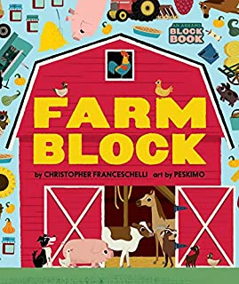 Book Cover: Farmblock
