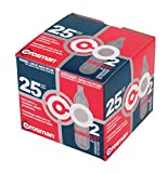 Sporting Goods : Crosman 12-Gram CO2 Powerlet Cartridges For Use With Air Rifles And Air Pistols (25-Count)