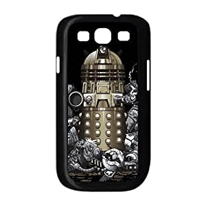 ebaykey Custombox dalek doctor who Infographic for SAMSUNG GALAXY S3 i9300 Best Durable PLastic Case