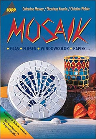 Mosaik Glas Fliesen Windowcolor Papier Catherine Massey