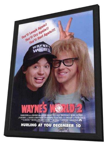 Wayne's World 2 - 27 x 40 Framed Movie Poster