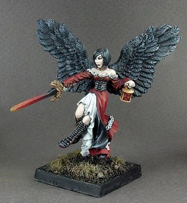 Reaper Angel of Shadows 02961 by Miniatures for sale  Delivered anywhere in USA
