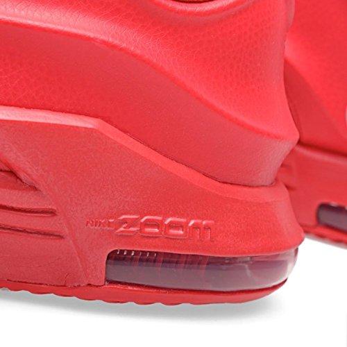 Striker Uomo Dept Nike Metallic Felpa Action Track Ath Da Silver Red rEEwxCn1q5