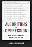 img - for Algorithms of Oppression: How Search Engines Reinforce Racism book / textbook / text book