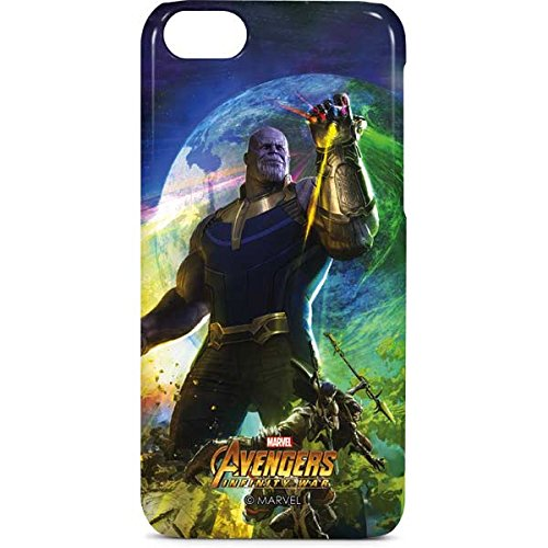 Amazon.com: Thanos iPhone 5c Case - Avengers Infinity War ...