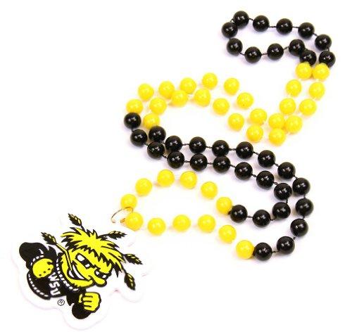 NCAA Wichita State Shockers Beads with Logo - Wichita Mall