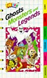 img - for Ghosts, Monsters and Legends (Funfax) by Susannah Bradley (1990-12-01) book / textbook / text book