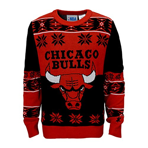 Amazon.com : NBA Youth Boys 8-20 Long Sleeve Ugly Sweater : Sports ...