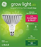 GE Grow Light Bulb, PAR38 Grow Light Bulb for
