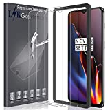 LK [3 Pack] Screen Protector for OnePlus 6T, Tempered Glass [New Verison] [Installation Tray] [HD-Clear] 9H Hardness with Lifetime Replacement Warranty
