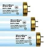 Wolff System EuroSun Plus S3 F71T12 100W Bi-Pin Bronzing Bulbs, 1500 Hour Tanning Lamps (16)