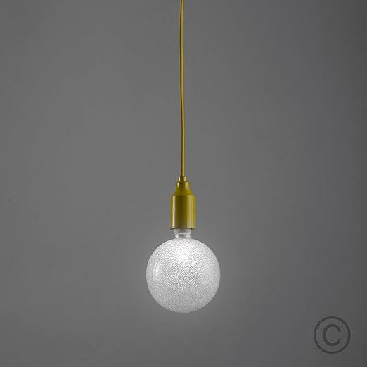 Amarillas rosa de techo/trenzado Flex embellecedor para aplique de lámpara de techo para montaje de ...