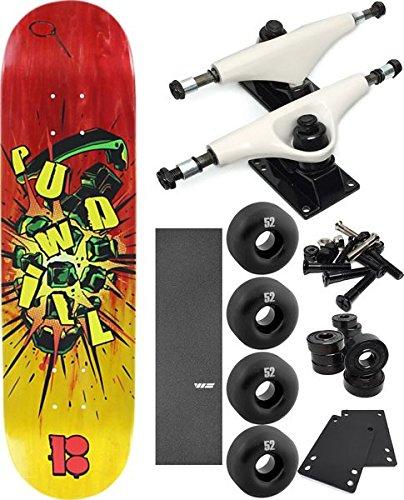 お得セット Plan B Skateboardsピンミニスケートボード7.6
