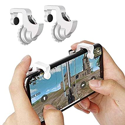 Amazon com: ASDQ Pubg Mobile Gamepad, Pubg Controller for