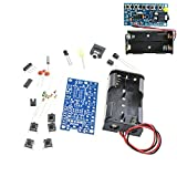 Diymore 76MHz-108MHz Wireless Stereo FM Radio Receiver Module Electronic Learning DIY Kits