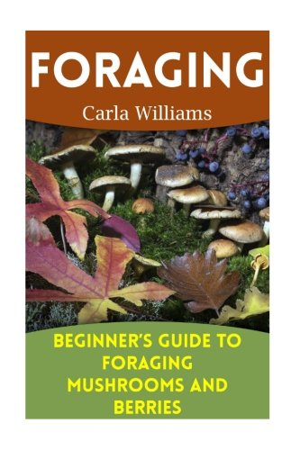 Download Foraging: Beginner's Guide to Foraging Mushrooms and Berries: (Foraging Books, Forager Book) (Backyard Foraging) PDF