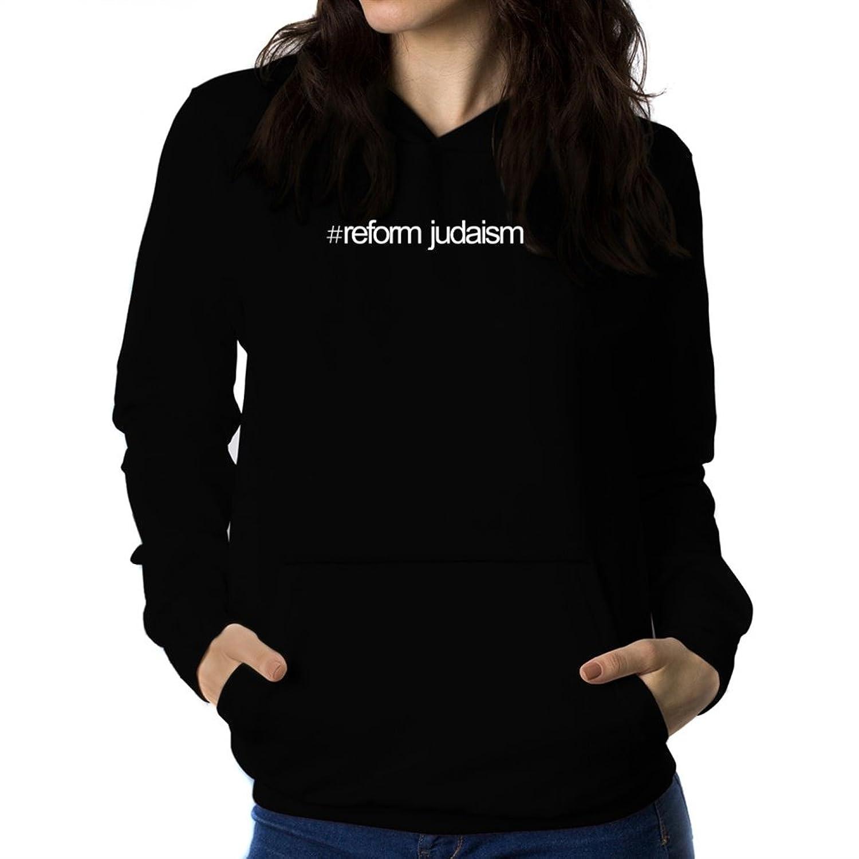 Hashtag Reform Judaism Women Hoodie