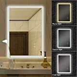 16 Inch Bathroom Vanity Wall Mounted Cabinet Sink