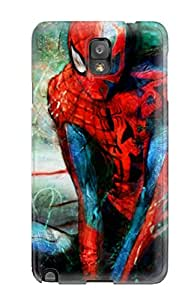 3307976K68599079 New Snap-on Skin Case Cover Compatible With Galaxy Note 3- Spider-man