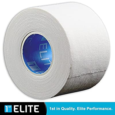 Athletic Tape- 100% Cotton Latex Free for Athletes, Coaches, Trainers and all Sports