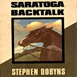 img - for Saratoga Backtalk: A Charlie Bradshaw Mystery book / textbook / text book