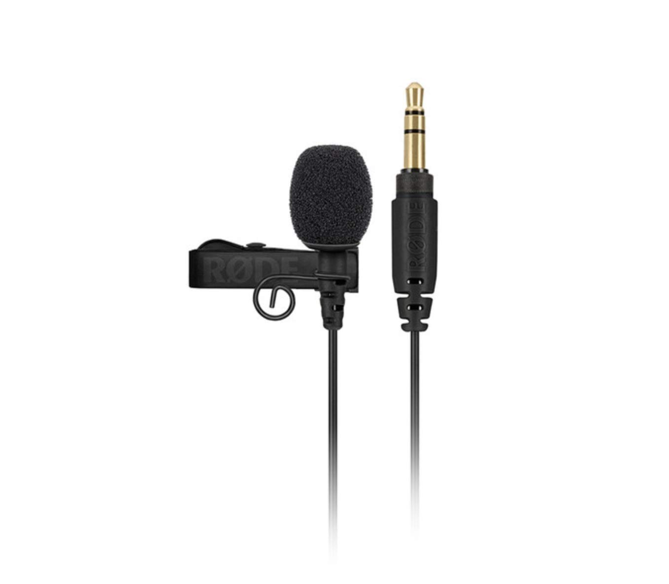 Rode Lavalier Go Professional Wearable Microphone for Wireless GO by Rode